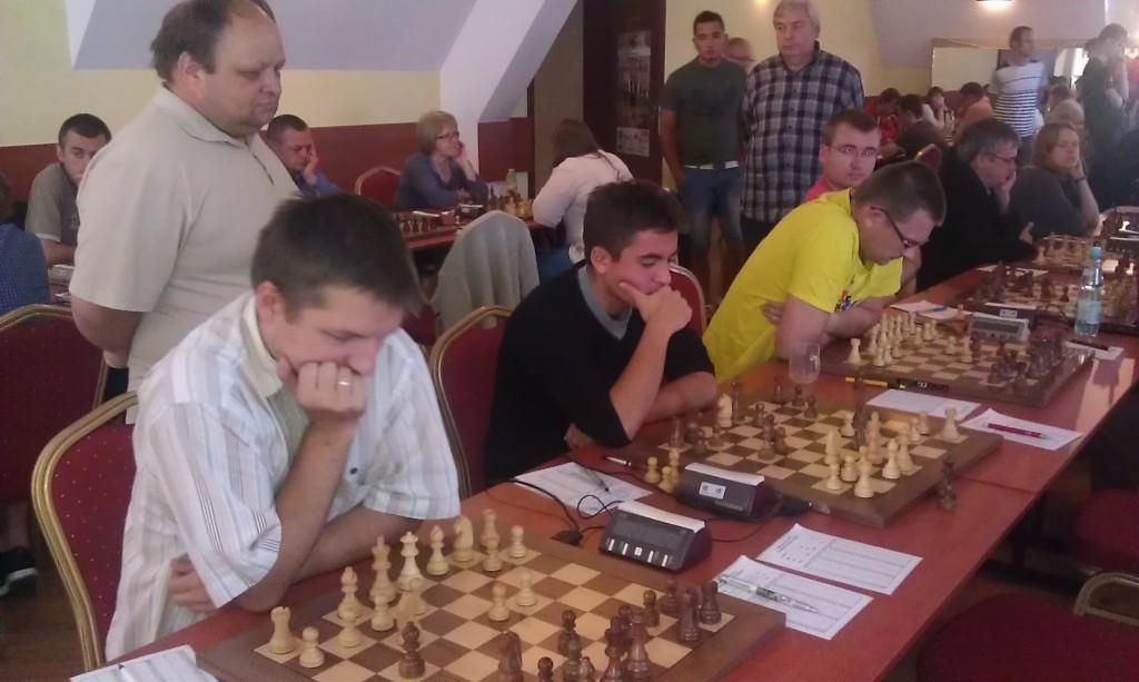 Drużynowe Mistrzostwa Polski w szachach II liga Poronin