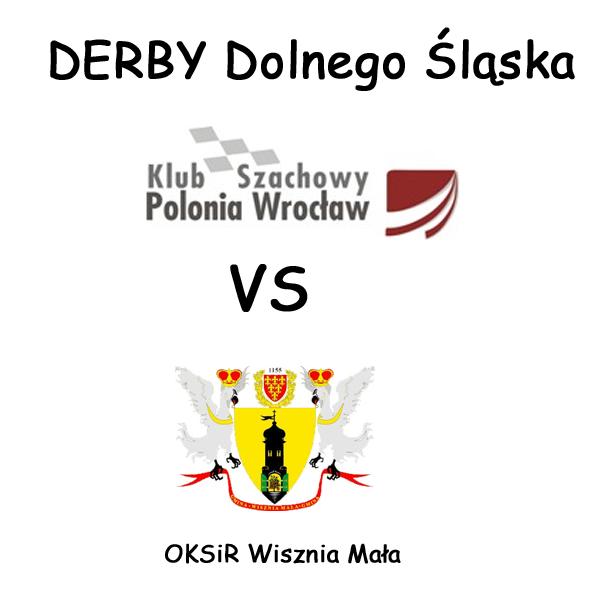 Klub Szachowy Polonia Votum II Wrocław vs OKSiR Wisznia Mała