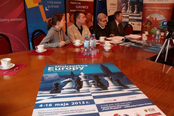 Mistrzostwa Europy w Legnicy 2013