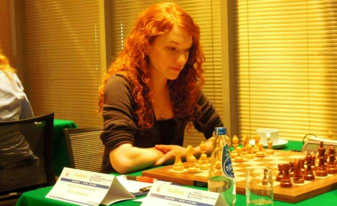 Stockholm Chess Challenge – gra Anna Kantane