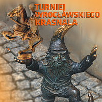 Turniej Wrocławskiego KRASNALA – I turniej cyklu