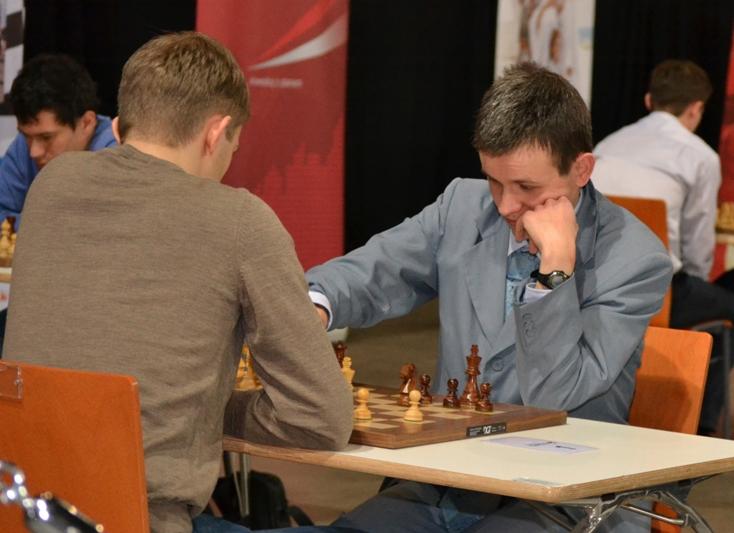 David Navara mistrzem Europy w Szachach Błyskawicznych