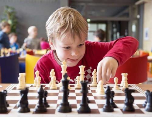 Nabór na zajęcia szachowe