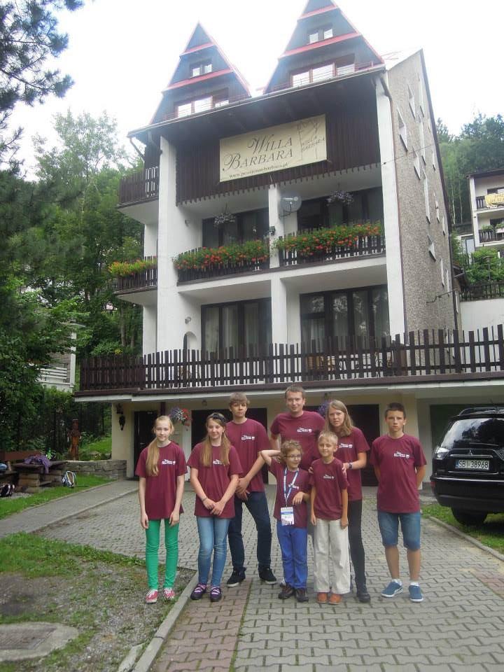 II Liga - Szczyrk 2014