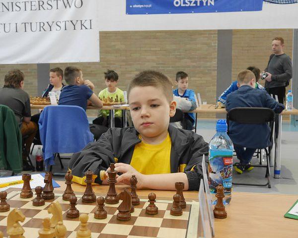 OOM do lat 12 i 14: Maciej Czopor zdobywa srebro