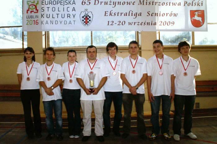 Ekstraliga - 2009