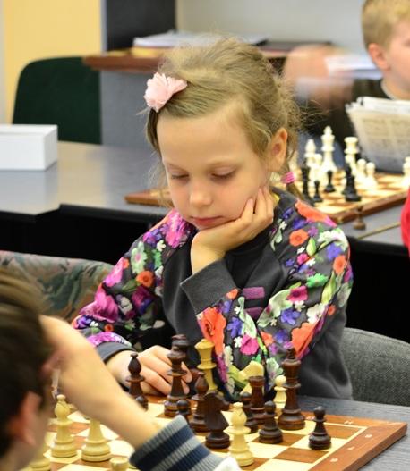 Wiktoria Śmietańska Wicemistrzynią Świata do lat 8 w szachach szybkich!!