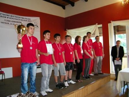 Ekstraliga Juniorów 2011