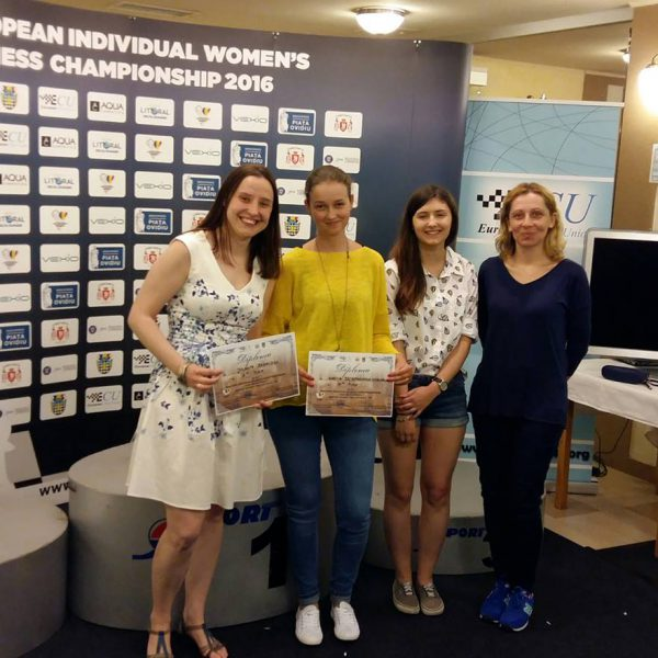 Mistrzostwa Europy Kobiet runda o wszystko