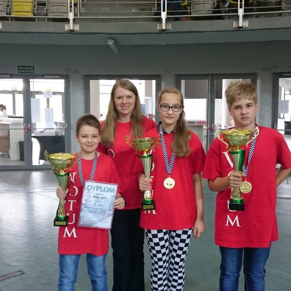 Mistrzostwa Polski Juniorów w Szachach Szybkich: Mamy trzy złota