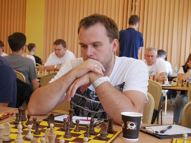 II Liga Seniorów: Porażka polonistów w 2 rundzie