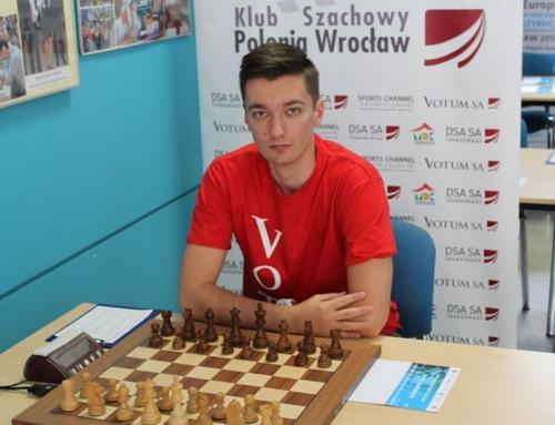 Daniel Sadzikowski zakończył turniej w Reykjaviku