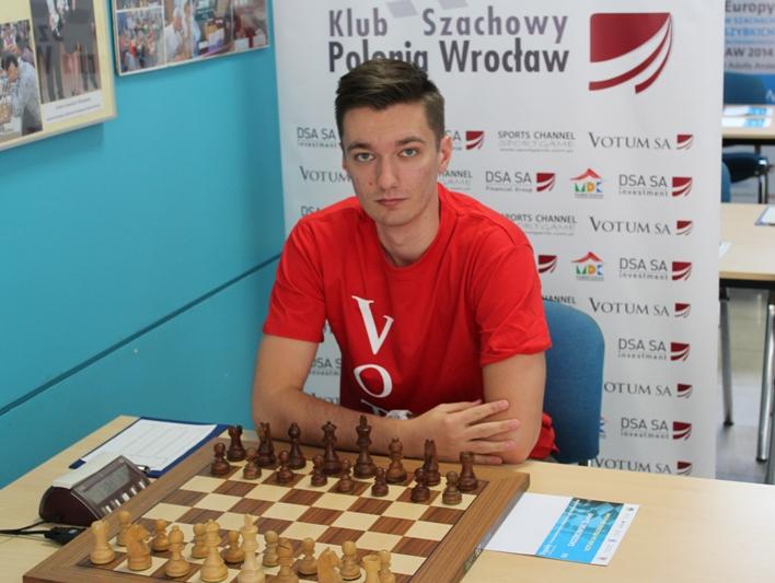 Daniel Sadzikowski zagra w 9. Pfalz Open