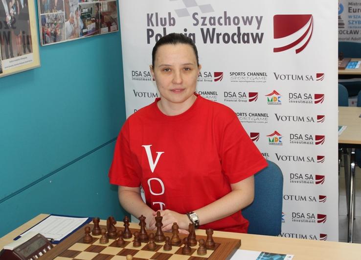 Jolanta Zawadzka już w III rundzie Mistrzostw Świata Kobiet!