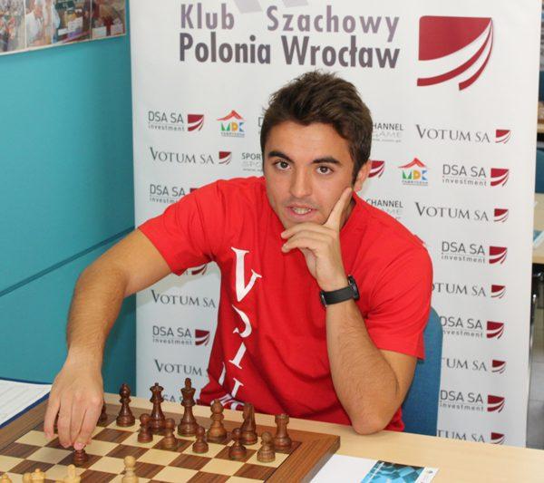 Oskar Wieczorek zagra w turnieju w Salento