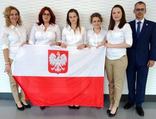 Prezydent Wrocławia pogratulował zawodniczkom Polonii!