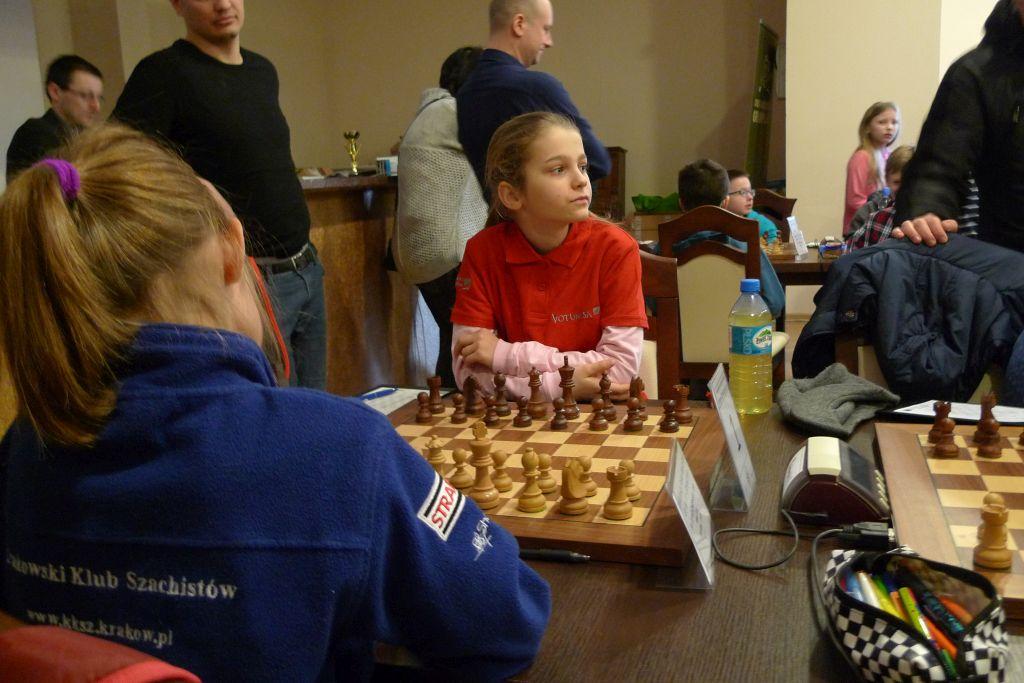 Mistrzostwa Polski Młodzików: 6 runda