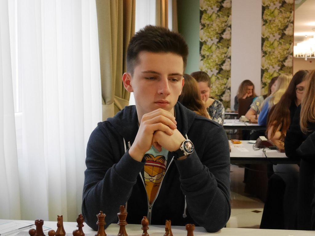 MP Juniorów: Kamil Nowak umocnił się na prowadzeniu
