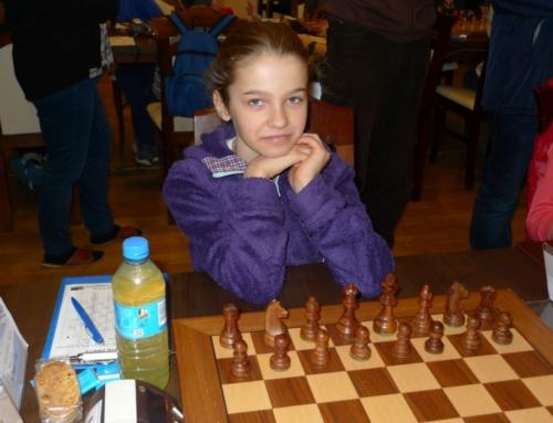 Magda Pawicka grała w Libercu!