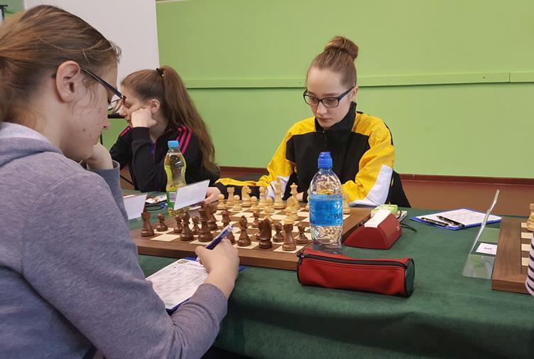 Praga Open: gra Magda Harazińska