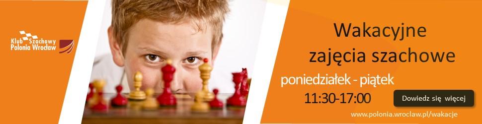 Zajęcia szachowe w wakacje