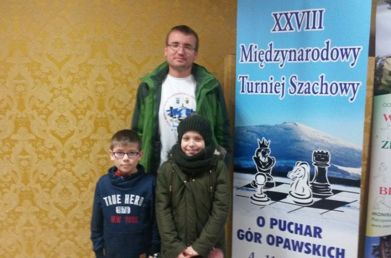 XXVIII Międzynarodowy Puchar Gór Opawskich – wyniki