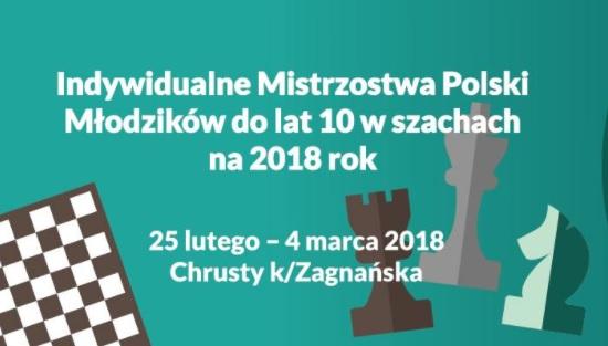 Ruszają Mistrzostwa Polski Juniorów do lat 10!