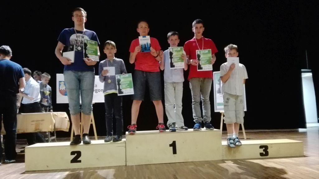 Mistrzostwa Dolnego Śląska Juniorów w Szachach Szybkich 2018