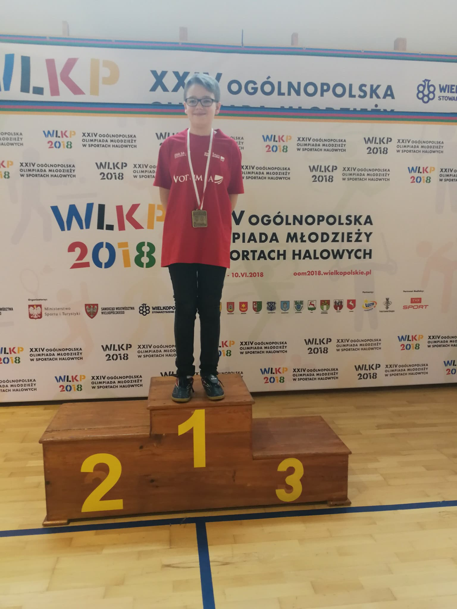 OOM do lat 12 i 14: Maciej Czopor mistrzem Polski!