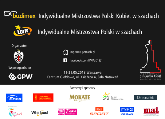 Ruszają Mistrzostwa Polski. Trzymamy kciuki!
