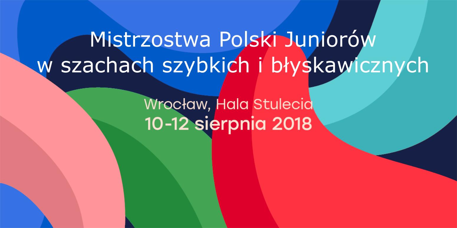 Mistrzostwa Polski Juniorów w Szachach Szybkich i Błyskawicznych czas zacząć!