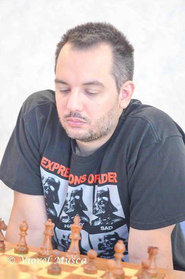 Dima Mastrovasilis zajmuje 3. miejsce w Arad Open!