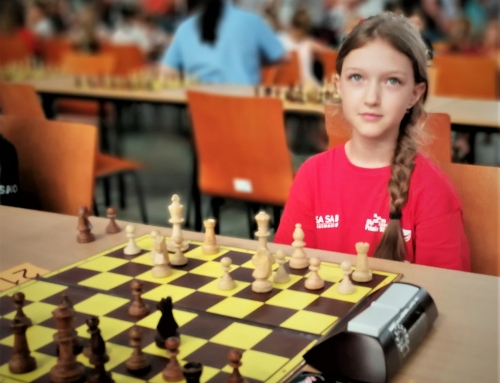 Mistrzostwa Polski Juniorów w Szachach Szybkich i Błyskawicznych – Dzień 1