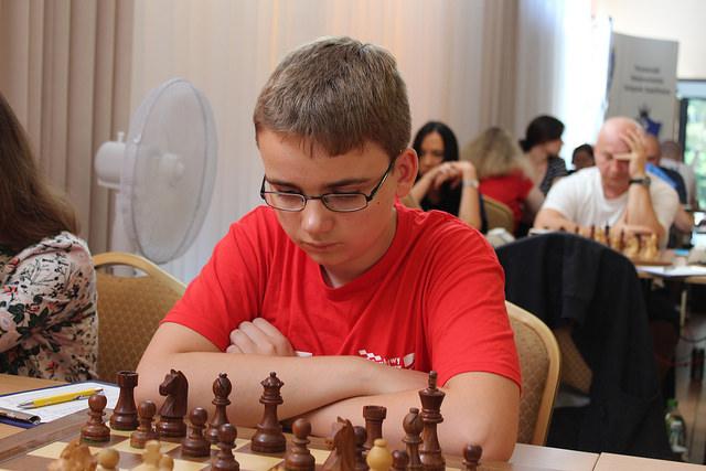 Michał Fiedorek gra we Lwowie