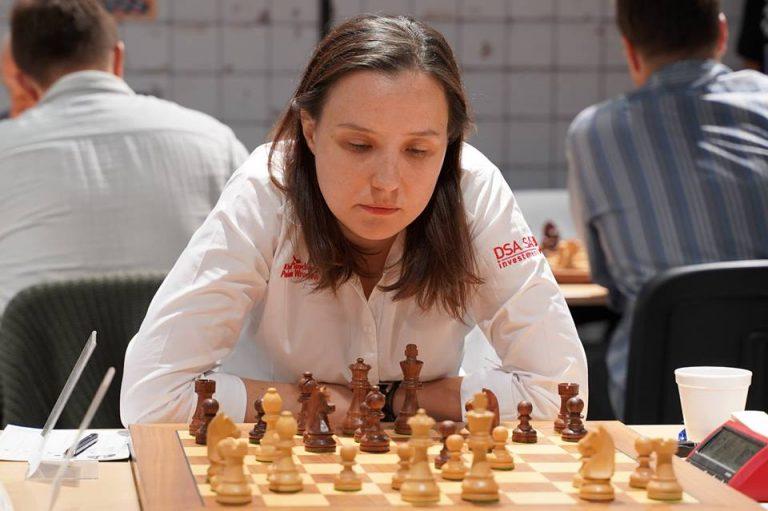 Jolanta Zawadzka odpadła z Mistrzostw Świata Kobiet
