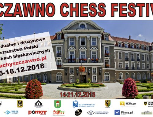Startują Mistrzostwa Polski w Szachach Błyskawicznych!