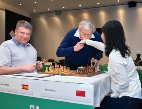 Piękna wygrana Shirova z Mistrzynią Świata