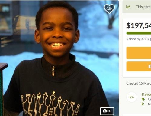 Bezdomny chłopiec wygrywa Mistrzostwa Nowego Jorku…i dzieje się magia!