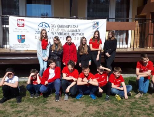 Ogólnopolska Olimpiada Młodzieży zakończona