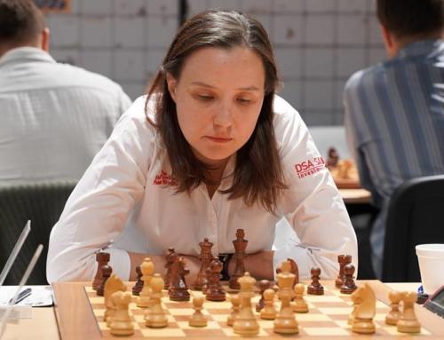 Jolanta Zawadzka rozpoczyna Mistrzostwa Europy!