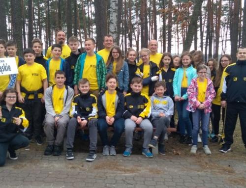 Ogólnopolska Olimpiada Młodzieży za półmetkiem!