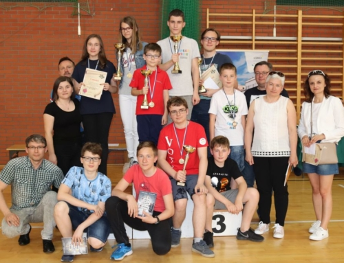 Mistrzostwa Dolnego Śląska Juniorów w Szachach Szybkich 2019