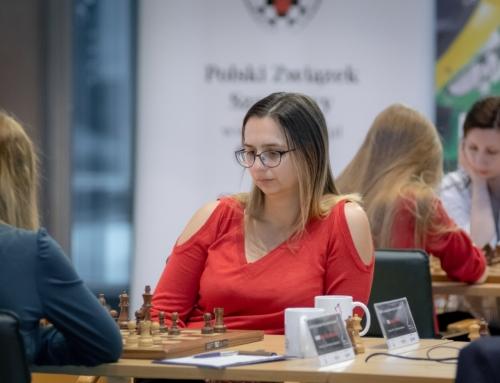 Iweta na prowadzeniu po 6 rundach Mistrzostw Polski!