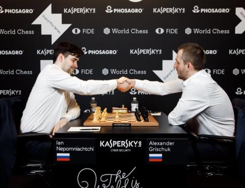 Znamy zwycięzcę FIDE Grand Prix!