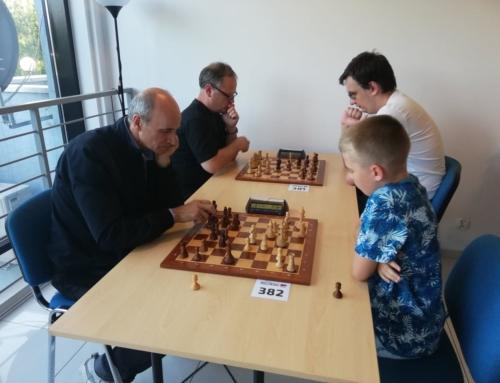 Goście z Hammersmith Chess Club odwiedzili Polonię Wrocław