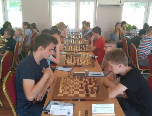 Ekstraliga Juniorów: Zwycięstwo w II rundzie!
