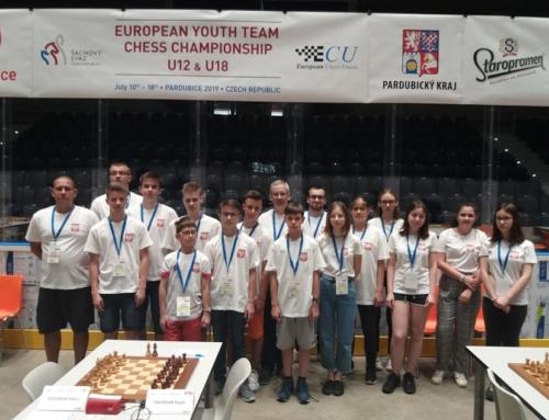 Polacy z medalami Drużynowych Mistrzostw Europy Juniorów!