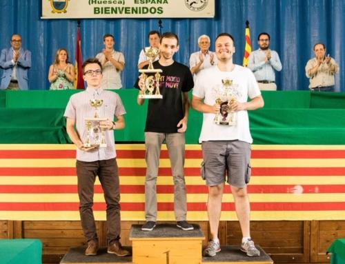 Mateusz Bartel zajmuje 2. miejsce w Benasque