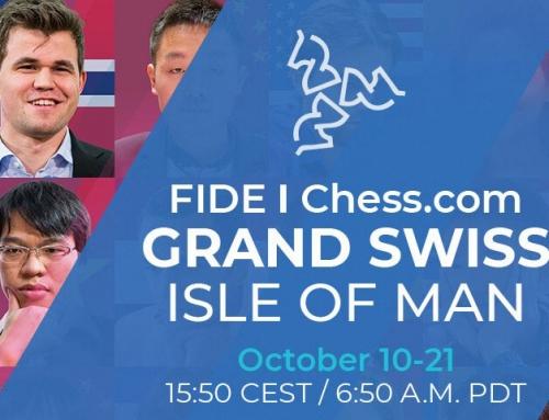 FIDE Chess.com Grand Swiss 2019