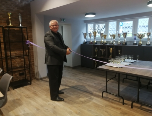 Otwarcie nowej siedziby Polonii Wrocław